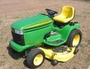 Thumbnail John Deere GT225, GT235, GT235E, GT245 Garden Tractors Service Technical Manual(TM1756)