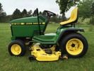 Thumbnail John Deere GT242, GT262, GT275 Lawn and Garden Tractors Service Technical Manual(TM1582)