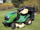 Thumbnail John Deere L100, L108, L110, L111, L118, L120, L130 Lawn Tractors Service Technical Manual(TM2026)