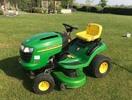 Thumbnail John Deere L105, L107, L120 Lawn Tractors Service Technical Manual(TM2185)