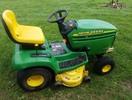 Thumbnail John Deere LX255, LX266, LX277, LX277AWS, LX279, LX288 Lawn Tractors Service Technical Manual(TM1754)