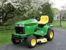 Thumbnail John Deere LX280, LX280AWS, LX289 Garden Tractors Service Technical Manual(TM2046)