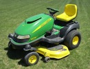 Thumbnail John Deere SST15, SST16, SST18 Spin-Steer Lawn Tractor Service Technical Manual(TM1908)