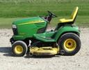 Thumbnail John Deere X495, X595 Garden Tractors Service Technical Manual(TM2158)