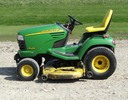 Thumbnail John Deere X495, X595 Garden Tractors Service Technical Manual(TM2024)
