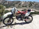Thumbnail 1995 Honda XR250 Service Repair Manual Download