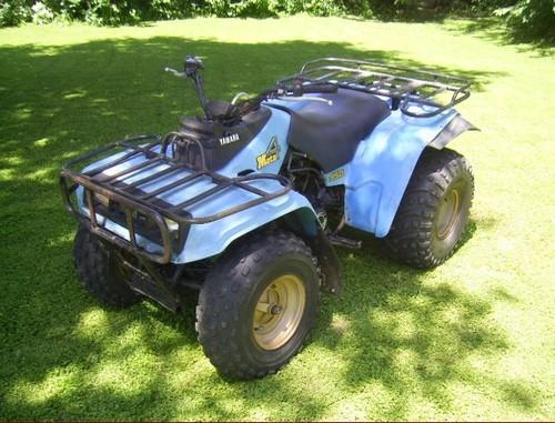 19871990 Yamaha    YFM350ER       Moto      4    ATV Service Repair Workshop Manual Download  Tradebit