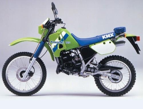 Kawasaki Kmx  Manual Download