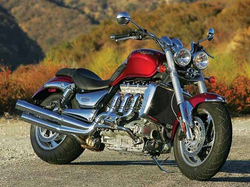 Pay for 2004 Triumph Rocket-III Service Repair Workshop Manual Download
