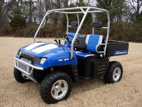 2007 Polaris Ranger Xp 700 Efi 4x4 And 6x6 Atv Service