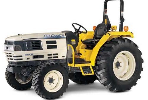Cub Cadet 8354 8404 Compact Tractor Service Repair