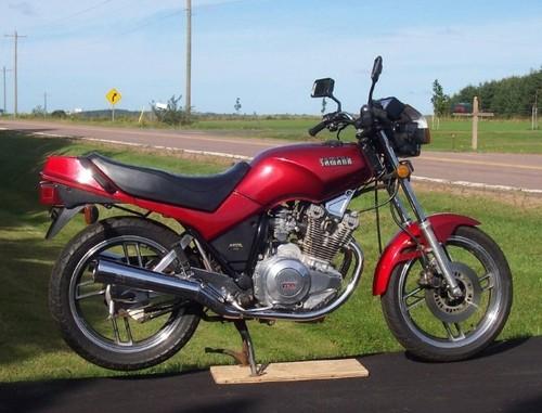Pay for 1982 Yamaha XS400 Seca Service Repair Workshop Manual DOWNLOAD