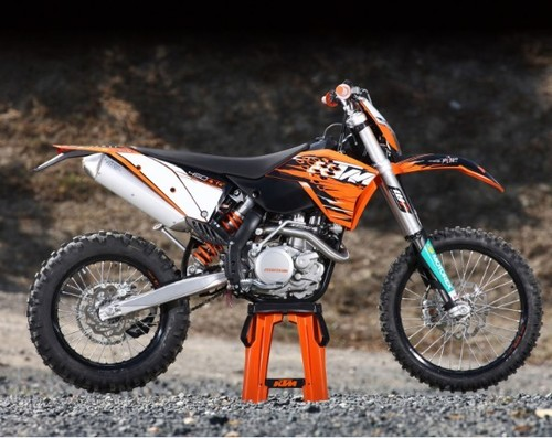 2008 KTM 450 530 EXC-R XCR-W Motorcycle Service Repair Workshop Man...