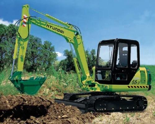 Pay for Hyundai R55-3 Crawler Excavator Service Repair Workshop Manual ...
