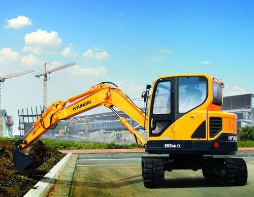 hyundai r60cr 9 crawler excavator factory service repair