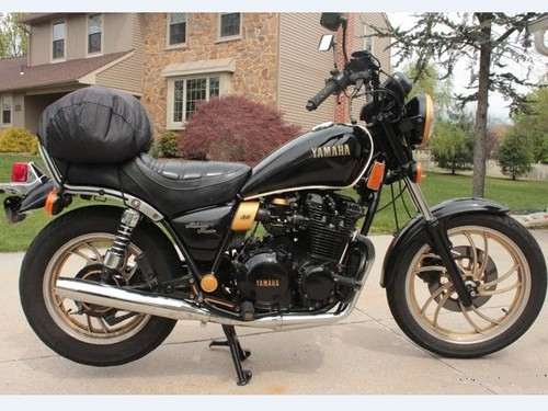 yamaha xj700n xj700nc service repair workshop manual. Black Bedroom Furniture Sets. Home Design Ideas