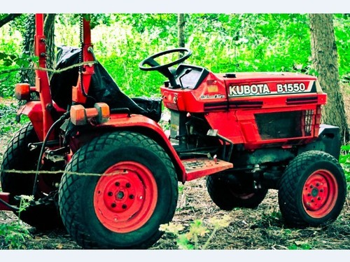 Pay for Kubota B1550D Tractor Illustrated Master Parts List Manual DOWNLOAD