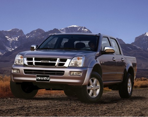 Pay for 2007 Isuzu KB P190 (D-Max Holden Rodeo) Service Repair Workshop Manual DOWNLOAD