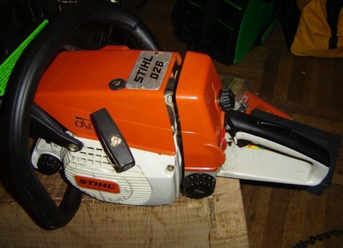 026 Stihl Service Repair Manual
