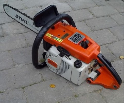 Stihl 030 031 032 Chain Saws Service Repair Workshop Manual DOWNLOAD