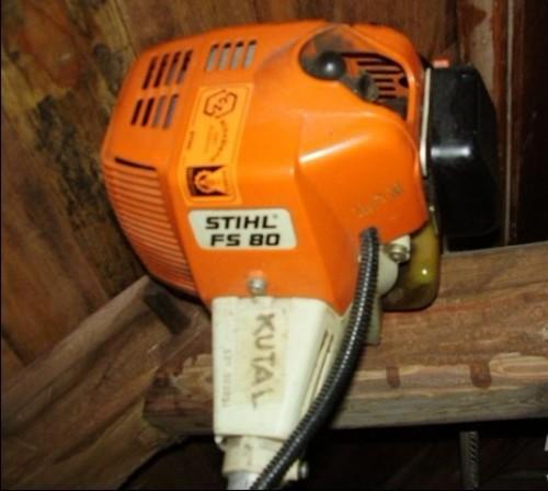 Stihl fs 75 fs 80 fs 85 brushcutters service repair workshop manu - Stihl fs 80 ...