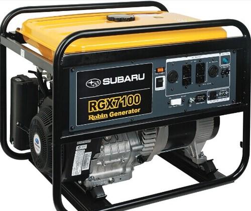 Pay for Subaru Robin RGX7100, RGX7800 Generators Service Repair Workshop Manual DOWNLOAD