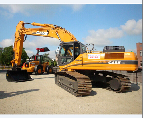 Pay for CASE CX460 TIER 3 Crawler Excavator Service Repair Workshop Manual DOWNLOAD
