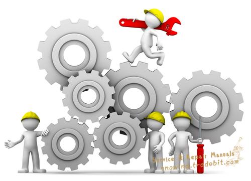 Pay for Komatsu WA50-3 Avance Wheel Loader Service Repair Workshop Manual DOWNLOAD (SN: 21450 and up)