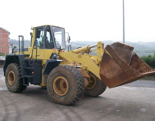 komatsu wa380 1 wheel loader service repair workshop. Black Bedroom Furniture Sets. Home Design Ideas