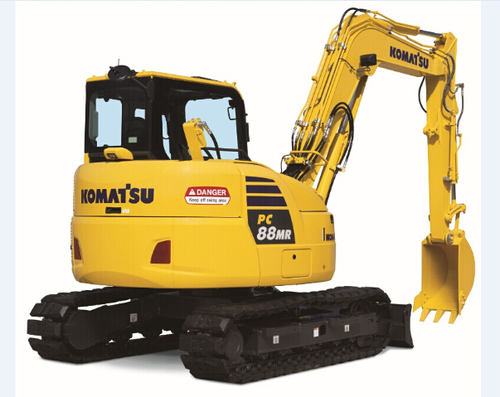 komatsu pc88mr 10 hydraulic excavator service repair. Black Bedroom Furniture Sets. Home Design Ideas