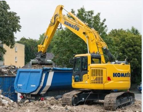 komatsu pc228uslc 10 hydraulic excavator service repair. Black Bedroom Furniture Sets. Home Design Ideas