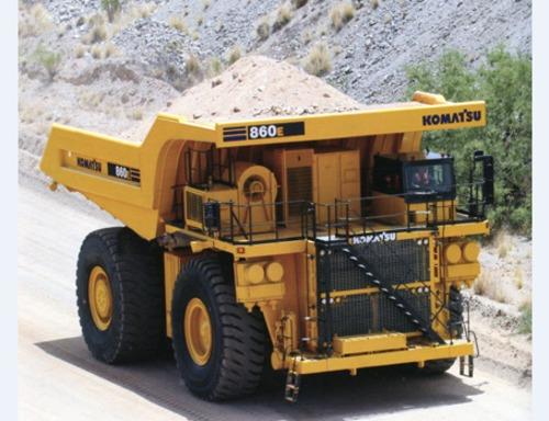 komatsu 860e 1kt dump truck service repair manual download s n a30036 up