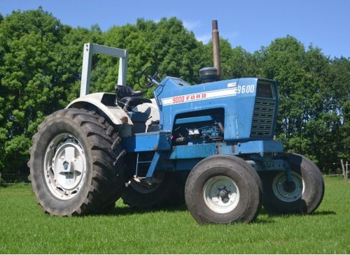 Ford 7000 Tractor Craigslist | Autos Post