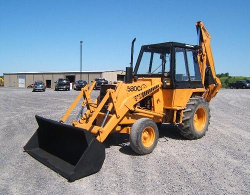 Thumbnail Case 580C 580CK C Tractor Loader Backhoe SERVICE Repair Maintenance MANUAL - 800+ PAGES - PDF DOWNLOAD - CASE 580 C