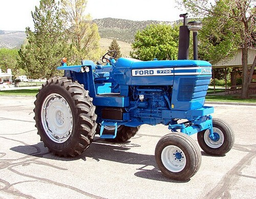 Ford Tractor 5000 5600 5610 6600 6610 6700 6710 7000 7600 7610 7700