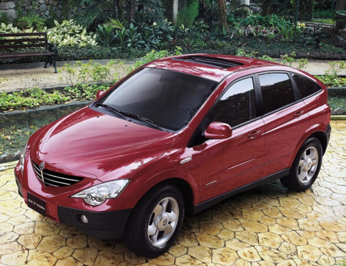 Pay for 2006 SsangYong Actyon C120 Service Repair Workshop Manual DOWNLOAD