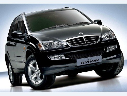 Pay for 2006 SsangYong Kyron D120 Service Repair Workshop Manual DOWNLOAD