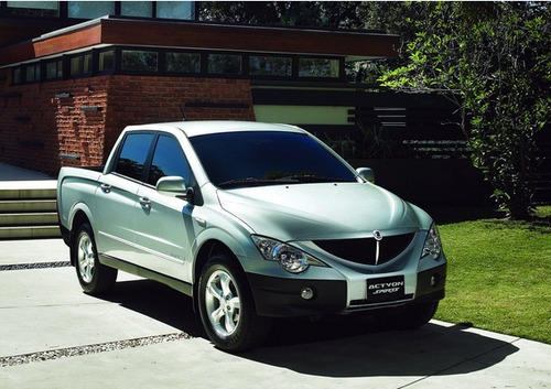 Pay for 2008 SsangYong Actyon Sports Q130 Service Repair Workshop Manual DOWNLOAD