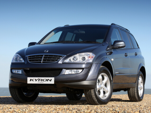 Pay for 2008 SsangYong Kyron D145 Service Repair Workshop Manual DOWNLOAD