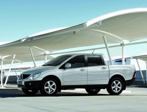 Pay for 2010 SsangYong Actyon Sports Q146 Service Repair Workshop Manual DOWNLOAD