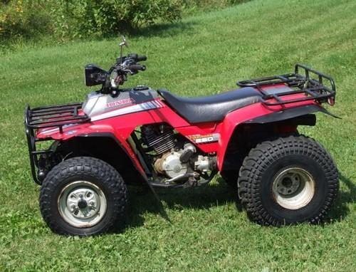 Pay for 1985-1987 Honda TRX250 Fourtrax ATV Service Repair Workshop Manual DOWNLOAD (1985 1986 1987)