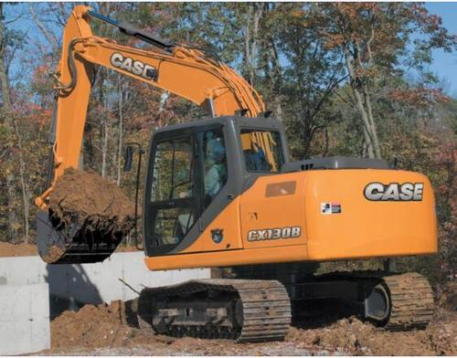 Pay for Case CX130B Tier 3 Crawler Excavator Service Repair Workshop Manual DOWNLOAD
