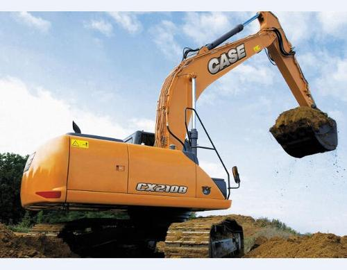 Pay for Case CX210B - CX230B Crawler Excavator Parts Manual DOWNLOAD