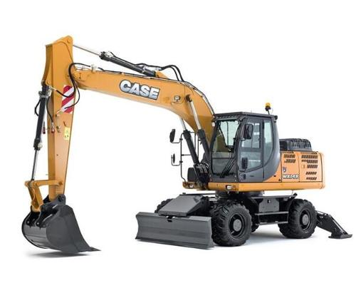 Pay for Case WX148 Wheeled Excavator Service Repair Workshop Manual DOWNLOAD