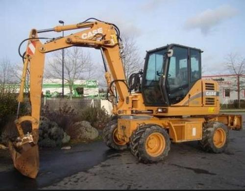 Pay for Case WX90 Excavator Service Repair Workshop Manual DOWNLOAD