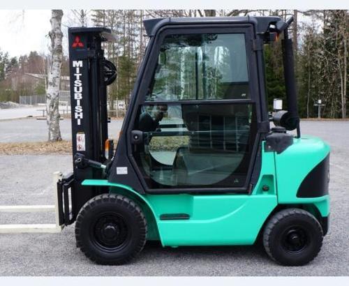 Pay for Mitsubishi FD20K FC, FD25K FC, FD30K FC, FD35K FC Forklift Trucks Service Repair Manual