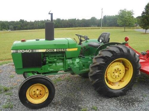 Pay for John Deere 2040, 2240 Tractor Service Technical Manual(TM1221)