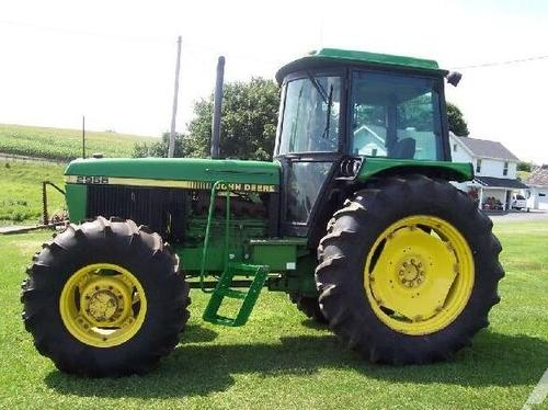 Pay for John Deere 2955, 3055, 3155, 3255 Tractors Service Technical Manual(TM4449)