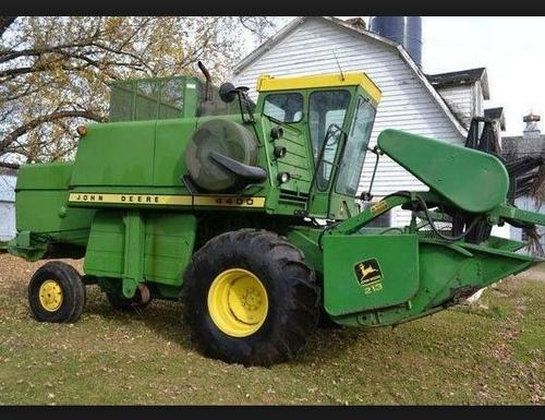 Pay for John Deere 4400, 4420 Combines Service Technical Manual(TM1237)