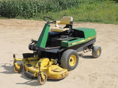 pay for john deere f910, f930 front mower service technical manual(tm1301)